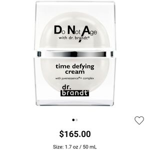 NIB-Dr. Brandt D.N.A time defying cream